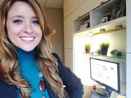 Karolyn Hart, Co-founder, InspireHUB.